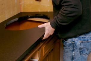 Fabricate U0026 Install | Green Countertops Direct   Papercrete
