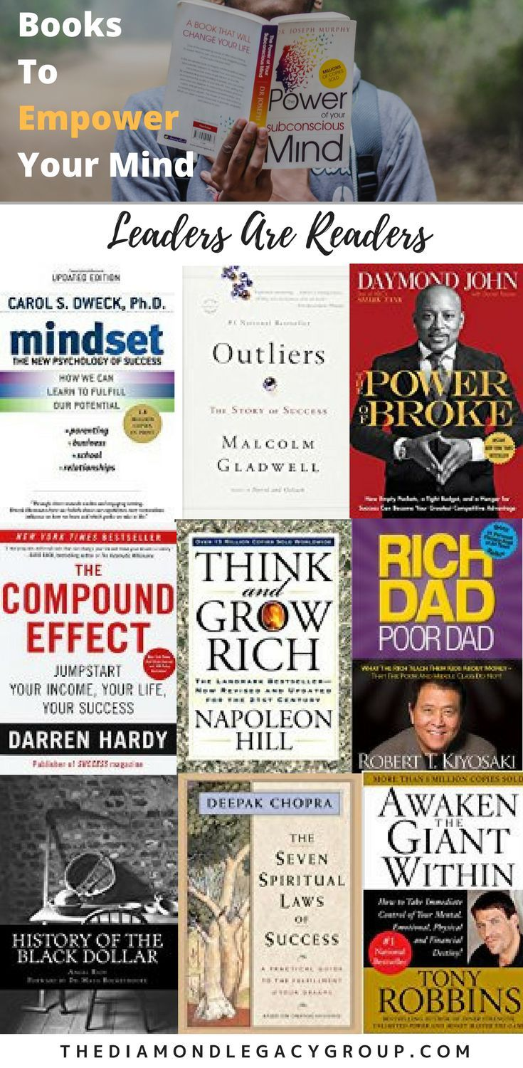 Library  Personal Development Books is part of Self development books, Personal development books, Business books worth reading, Best self help books, Inspirational books, Entrepreneur books - DIAMOND LEGACY GROUP Library Every GOGETTER knows that reading is the root to your success  We've put together a collection of our favorite reads