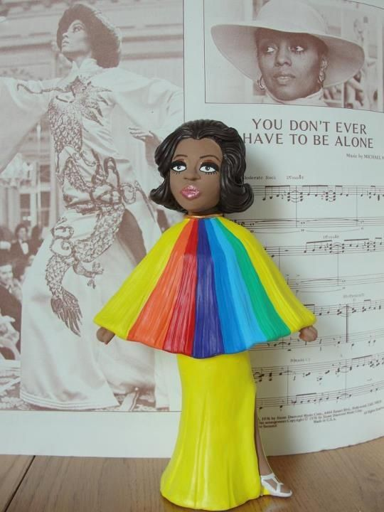 DOLLS DIANA ROSS