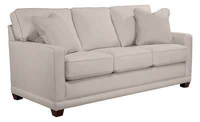Kennedy Sofa By La Z Boy Hemp Fabric