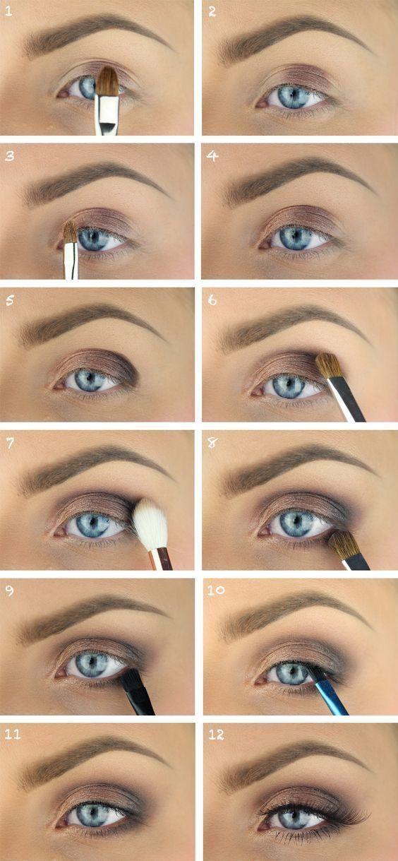 Lidschatten - Spitze #eyeshadowlooks