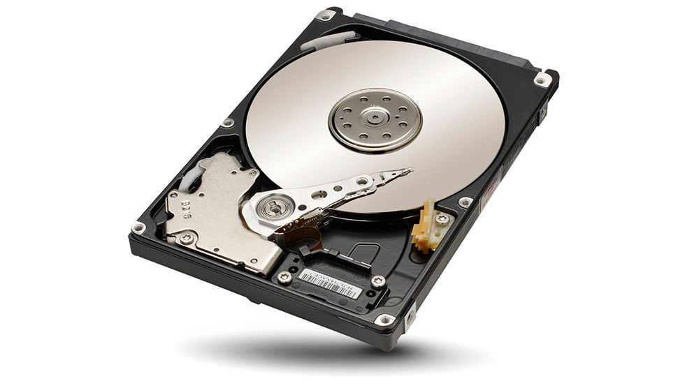 The World S Thinnest 2tb Hard Drive Is A Mere 9 5mm Thick Hard