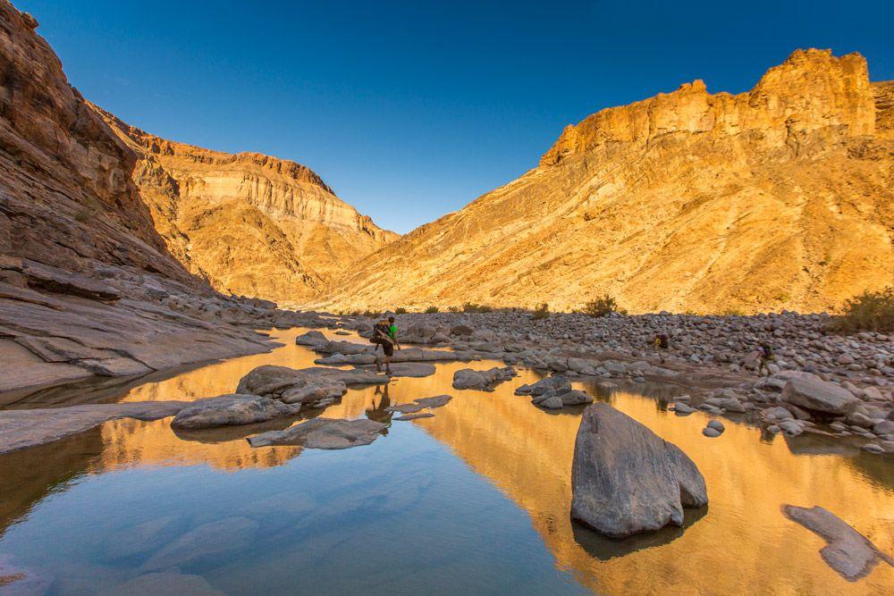 Hiking the Fish River Canyon - Getaway Magazine