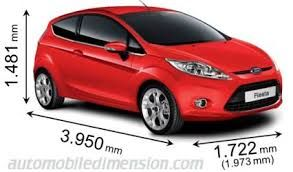Image Result For Ford Fiesta Dimensions 2016 Cars Pinterest