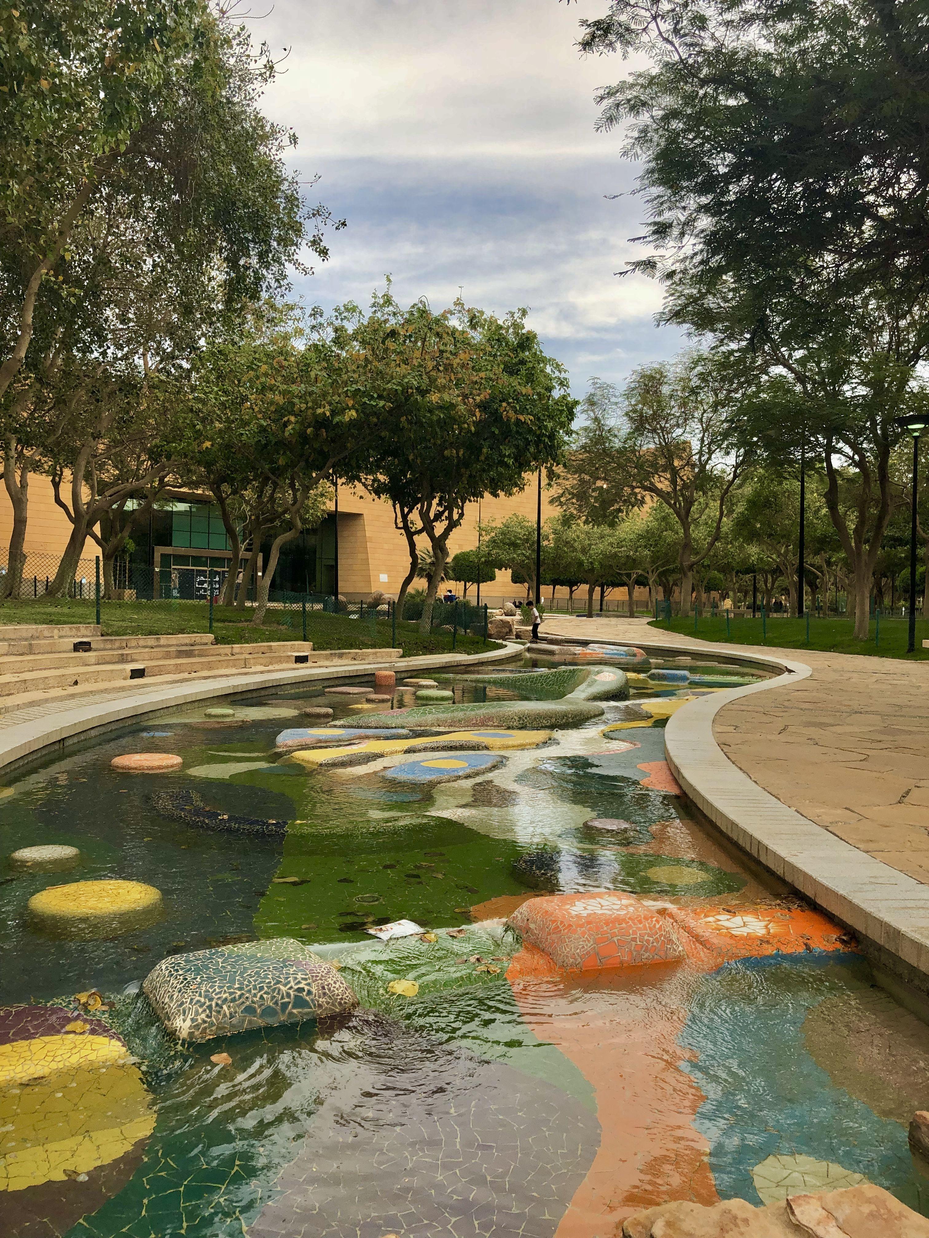 National Museum S Park The Parks At King Abdulaziz Historical Center Are Among The Best In Riyadh Just Next To The Riyadh Riyadh Saudi Arabia Saudi Arabia