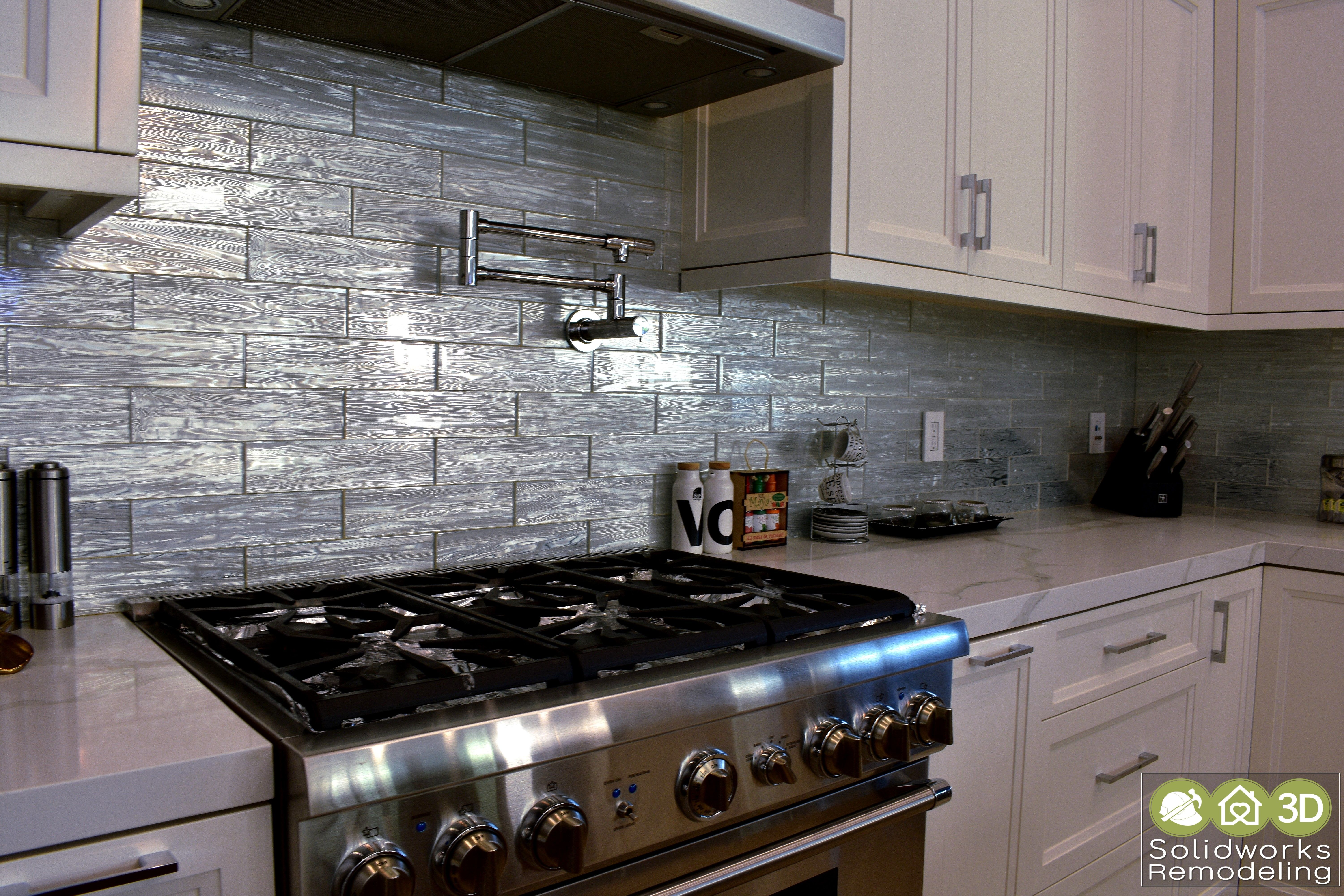 High End Kitchen Remodeling By Solidworks All You Need For Solid Home