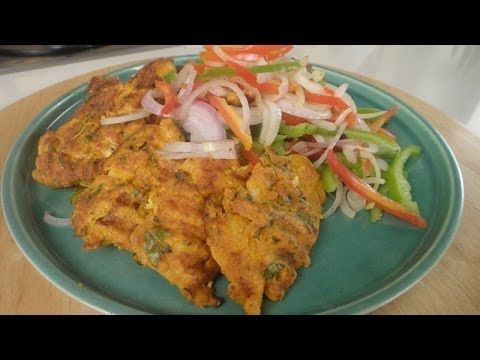 Grilled Tawa Fish Sanjeev Kapoor Khazana Youtube Recipes