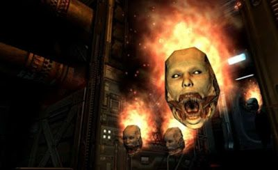 DOOM 3 Gameplay Horror Youtube