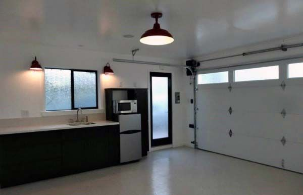 Best #Garage Lighting Ideas (Indoor And Outdoor) - See You Car From New Point - Interior Design Inspirations & 25+ Uniquely Awesome Garage Lighting Ideas to Inspire You ...