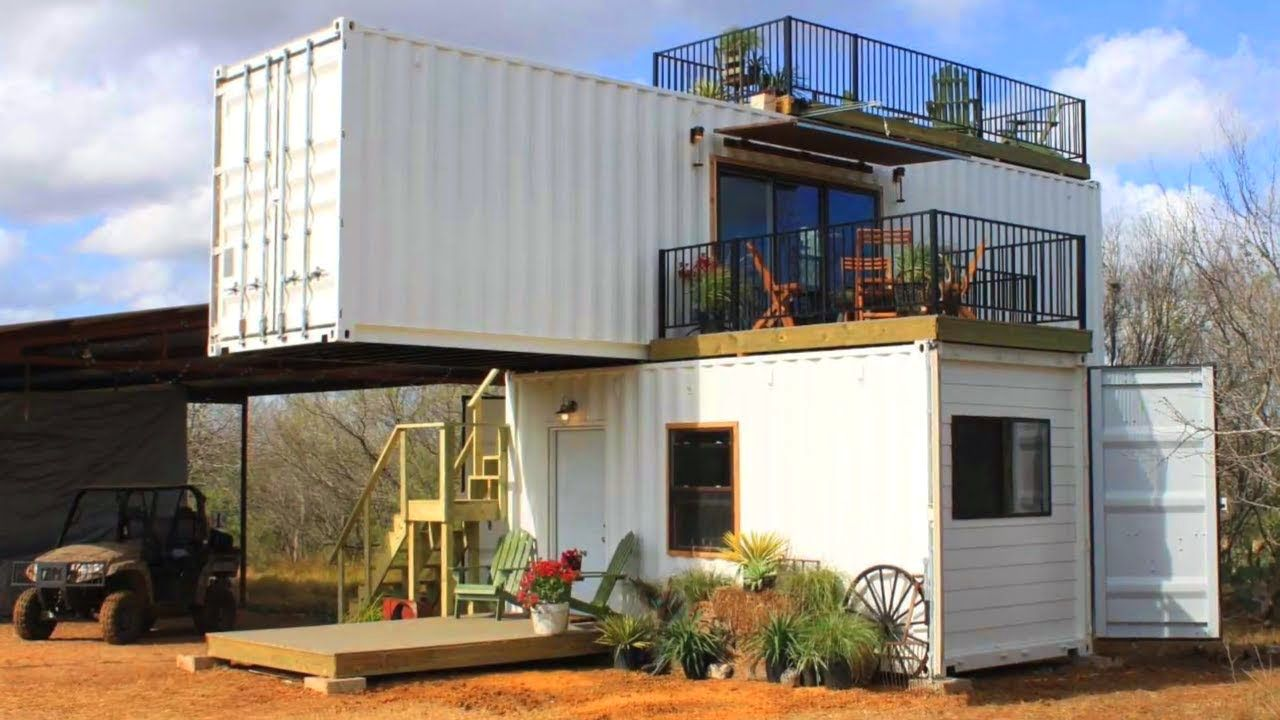 Surprising Shipping Container Homes For Sale Only In Indoneso Design Container House Building A Container Home Container Homes For Sale