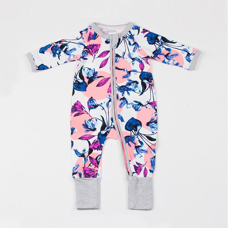 57adb9e41208 Summer Baby Girl Rompers Autumn Princess Newborn Baby Clothes For 0 ...