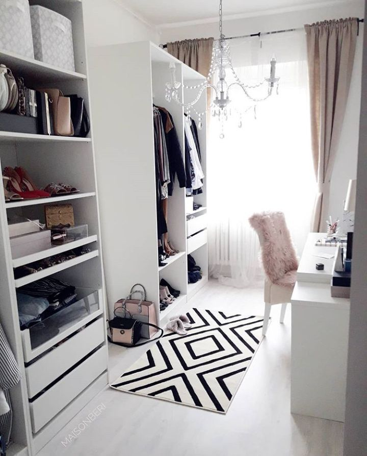 Like how small this one is. Could use smaller room... - #kleiderschrank #Room #Small #Smaller #lashroomdecor