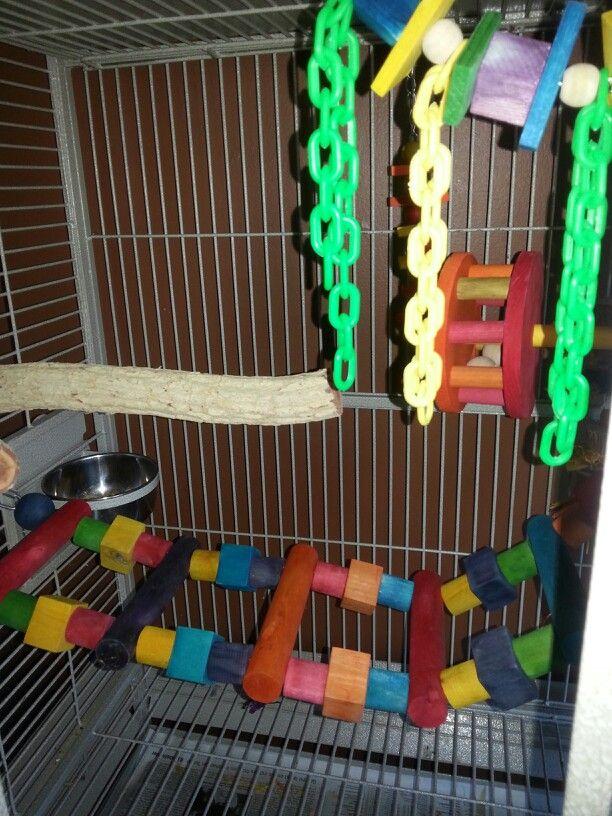 Simon's new set up! Enjoy!!
