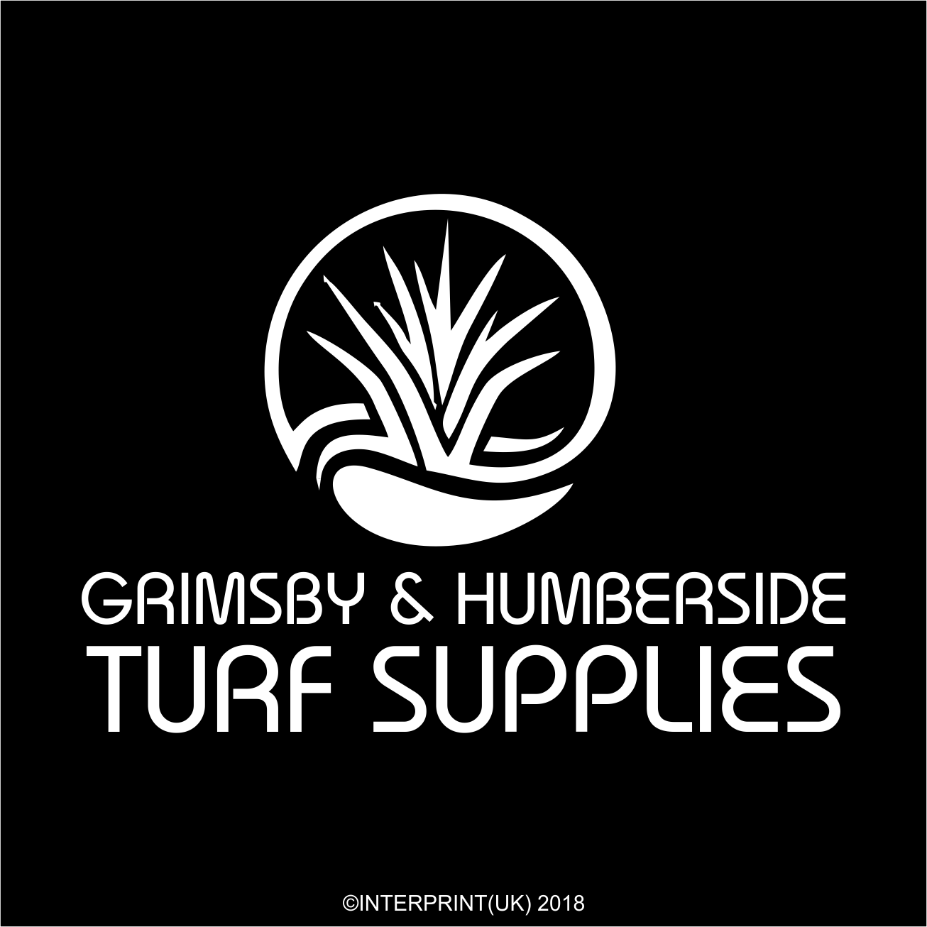 We were asked by grimsby humberside turf supplies to design and we were asked by grimsby humberside turf supplies to design and print postcard flyers including producing a logo to go onto these but they only required a reheart Images