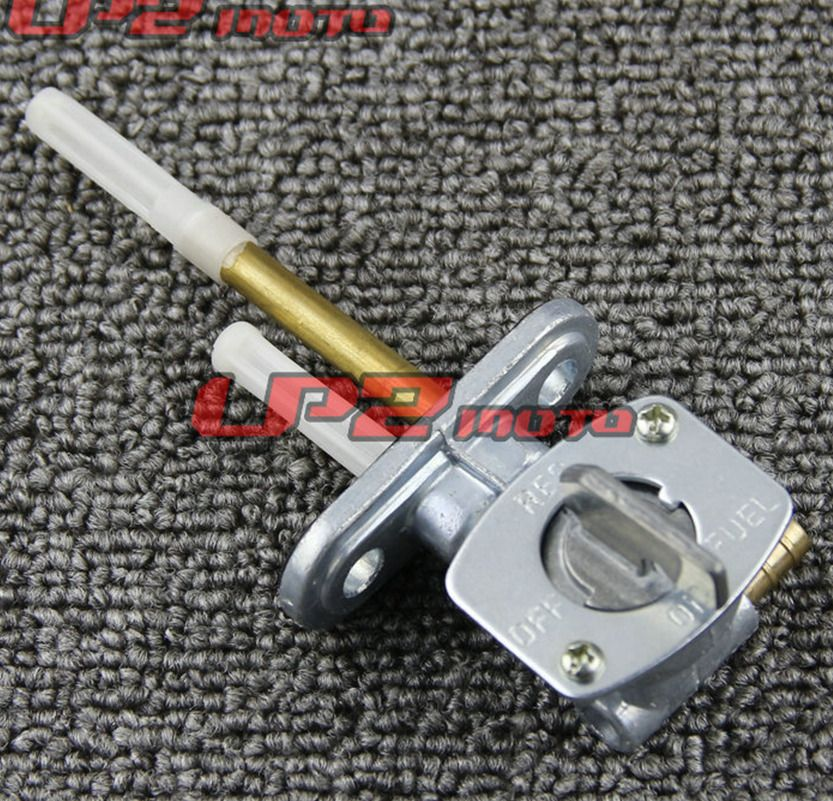 Advertisement eBay) Fuel Gas Tank Petcock Valve Switch For