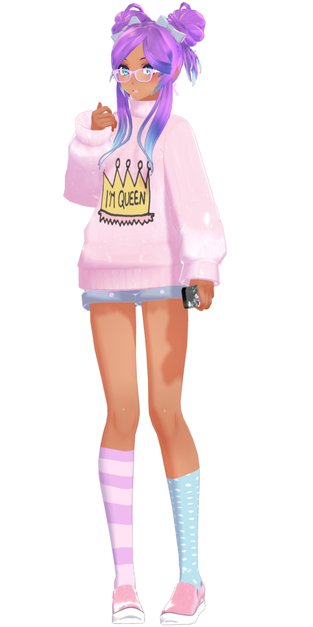 Pastel Merli:  by Crystallyna | Vocaloid, Utauloid, and MMD!