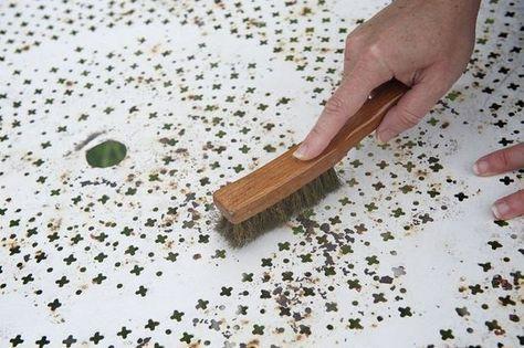 Repeindre un salon de jardin en fer c 39 est facile jardin upcycled furniture diy general et - Repeindre un salon ...