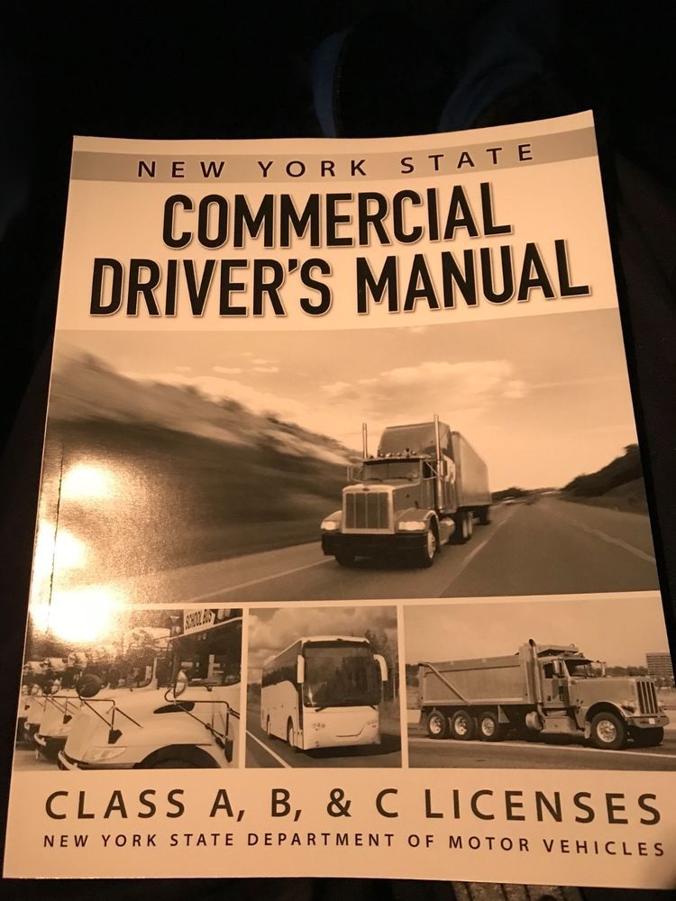 Section 1 to 1. 3. 9 for the new york commercial drivers manual.