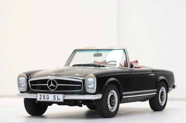 Mercedes Tuner Brabus Tries Its Hand At Classic Car Restoration – Click For More…