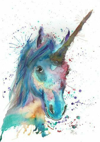 That Would Go With Moms Unicorn Stuff She Gave Me Licorne