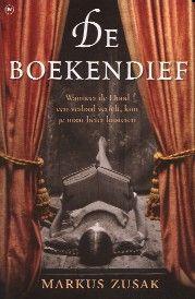 De boekendief - Markus Zuzak