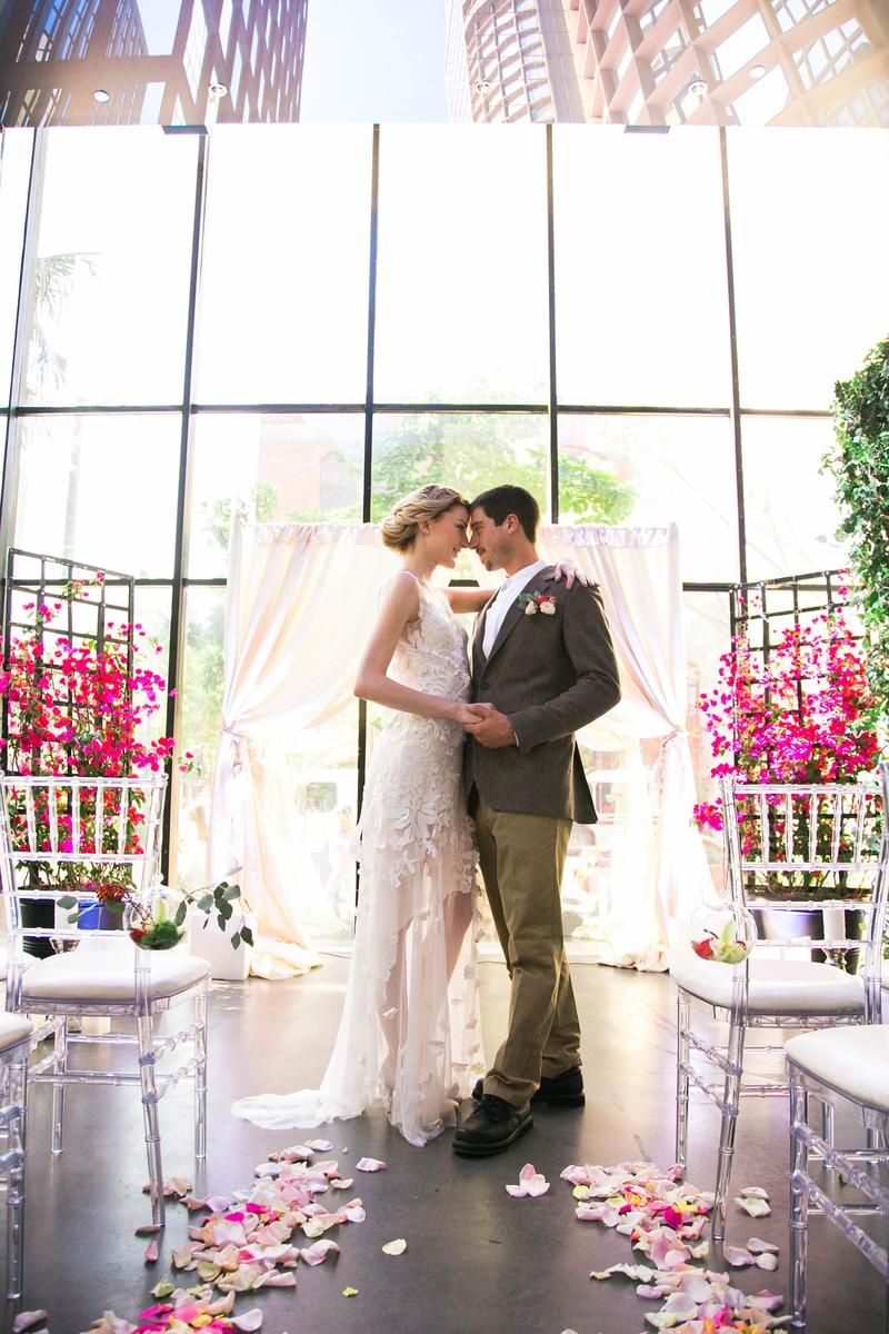 Glasshouse San Jose : glasshouse, Romantic, Wedding, Venue, Jose,, Glass, House, California, Venues,, Venue,