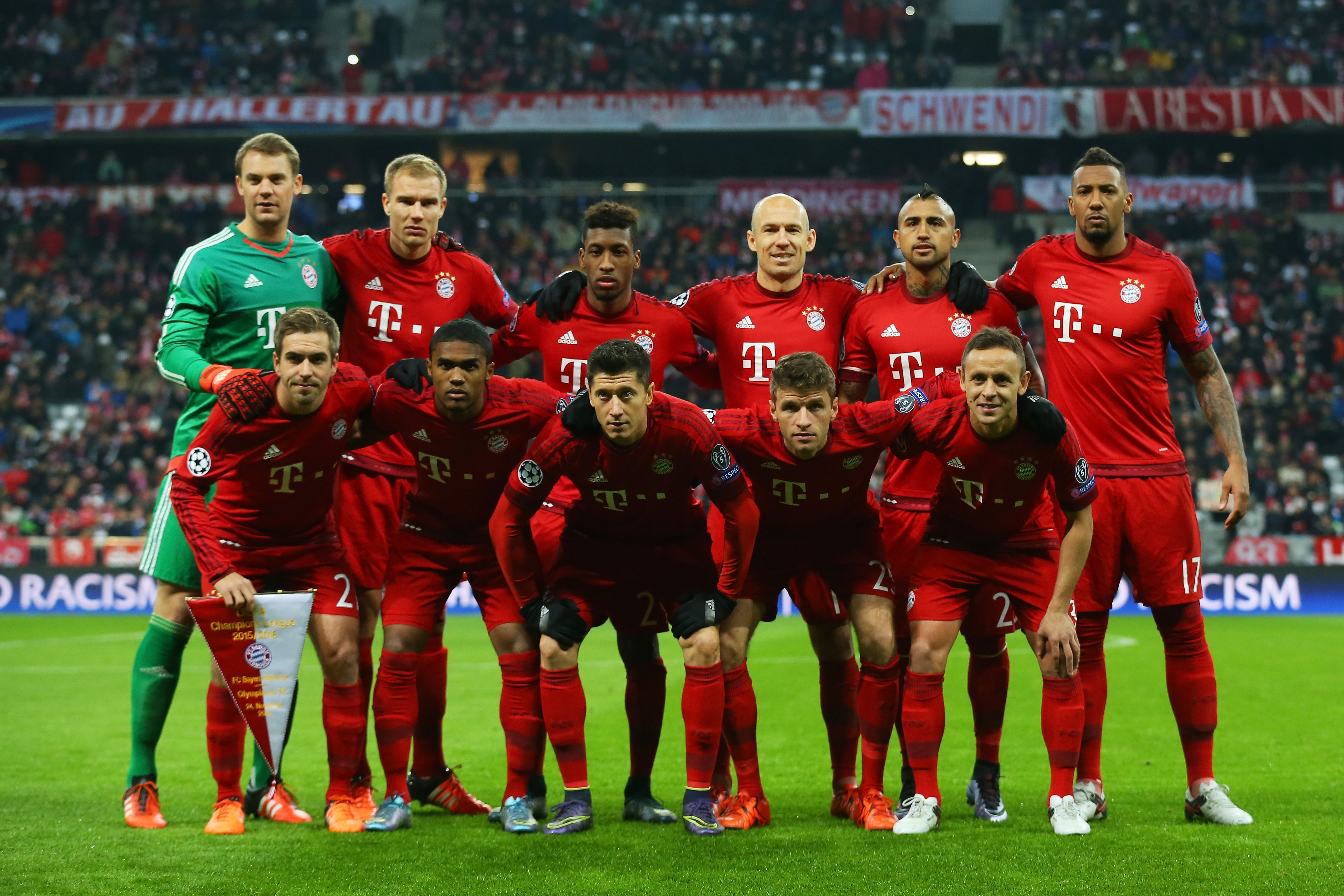 What Are All The Positions In Soccer What Does Each One Do Soccer Bayern Soccer Players
