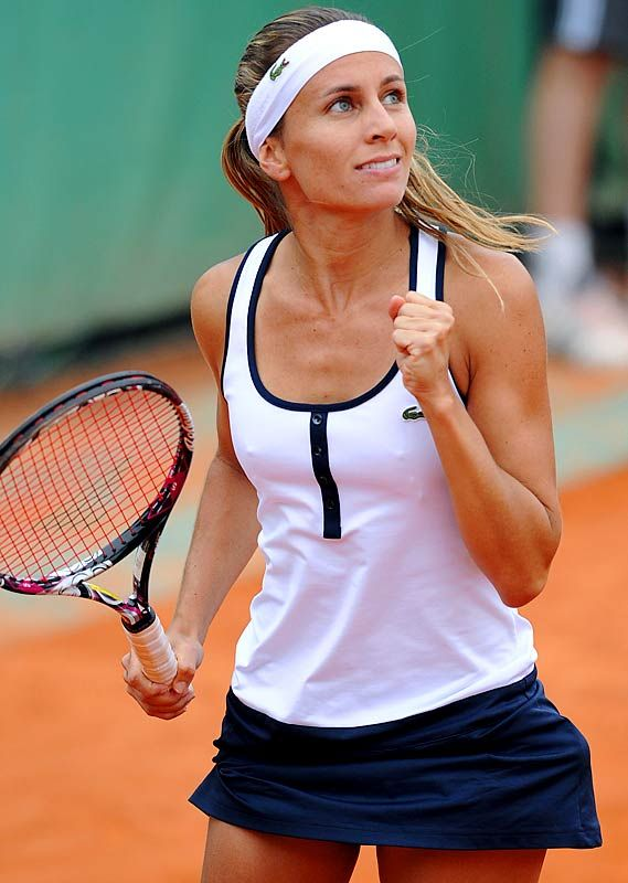 Gisela Dulko Profile And Images Tennis Players Female Tennis Players Tennis
