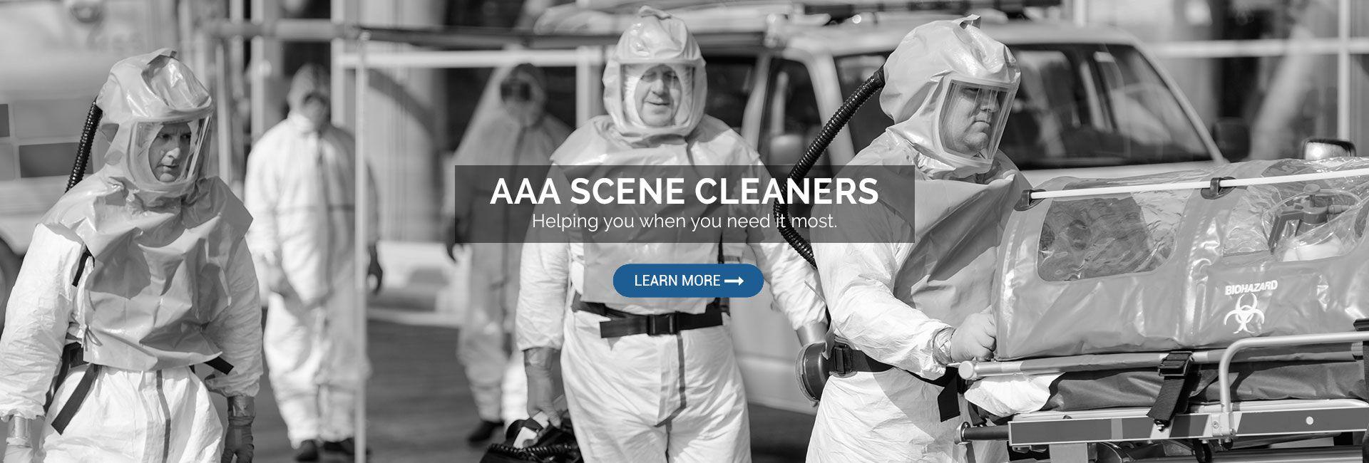 Pin on AAA Scene Cleaners