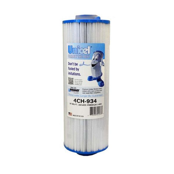 Unicel 4ch 934 Hot Tub Filter For Jacuzzi J 400 2540 387 Hot