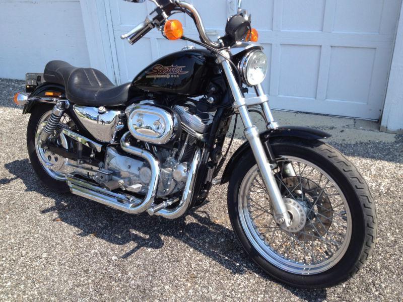 1997 883 Harley Davidson Sportster | 1997 Harley Sportster ... Hd Hugger Wiring Harness on