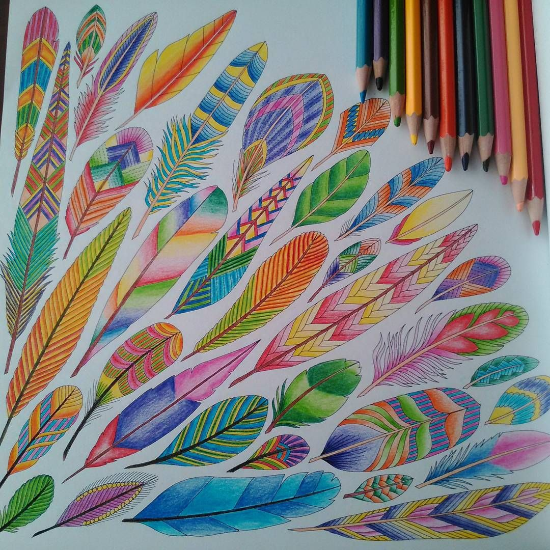 First Project Coloring The Leaves