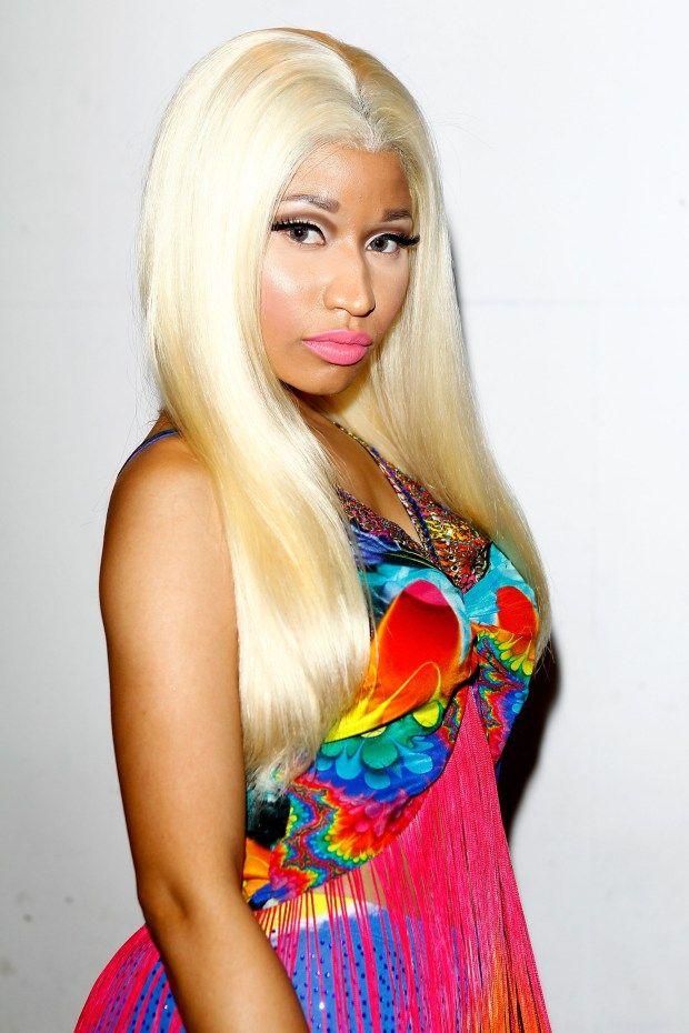 Nicki Minaj Born Onika Maraj On 12 8 1982 Nicki Minaj Hairstyles