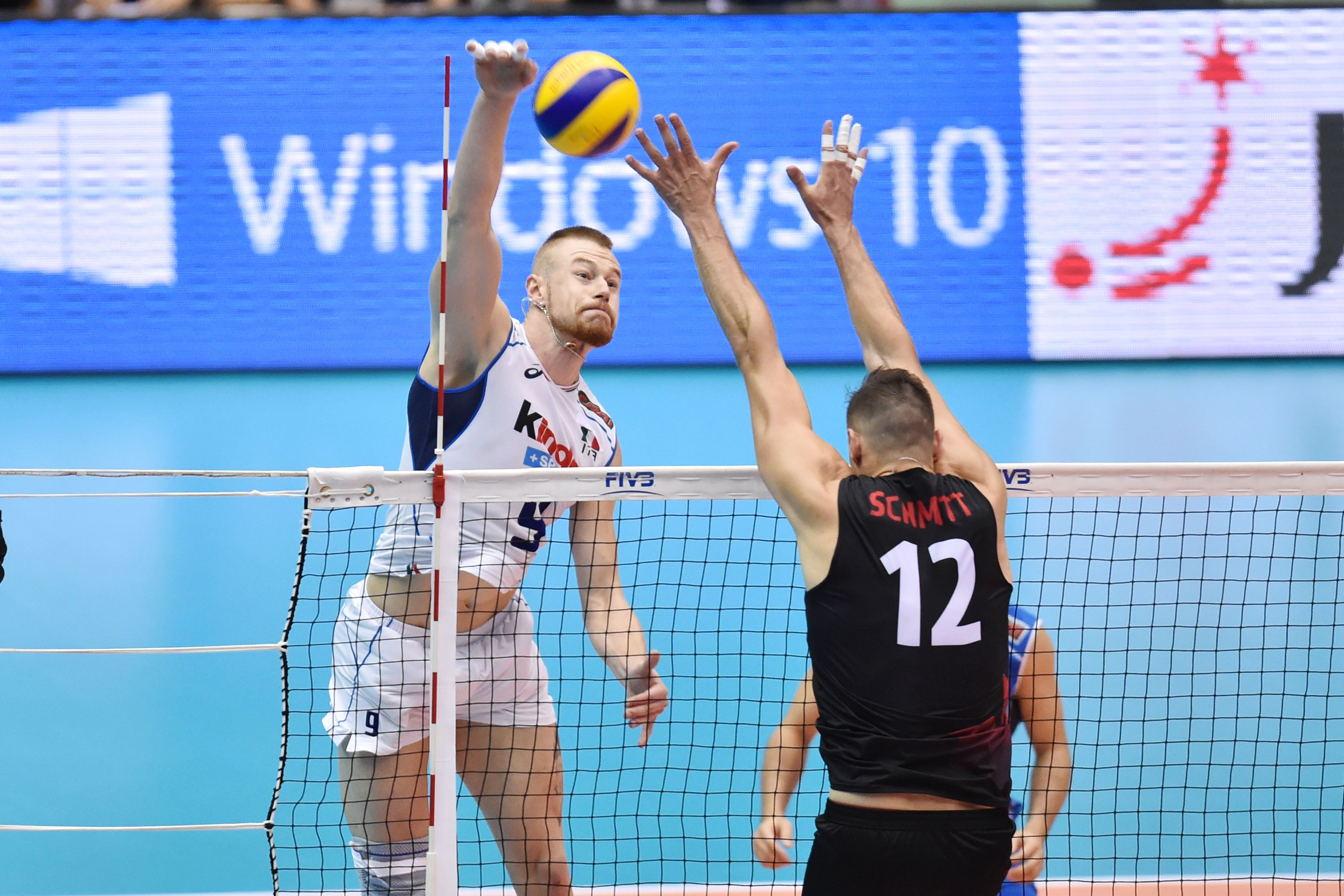Forza Ivan Mens World Cup Forza Volleyball