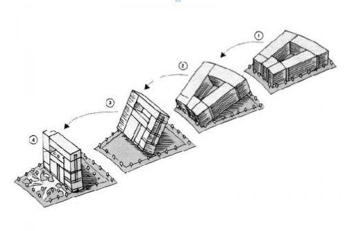 el plan b arquitectura  edificio mirador by mvrdv