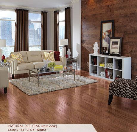 Somerset Floors Color Strip Collection Natural Red Oak White Oak Floors Floor Colors Somerset Hardwood