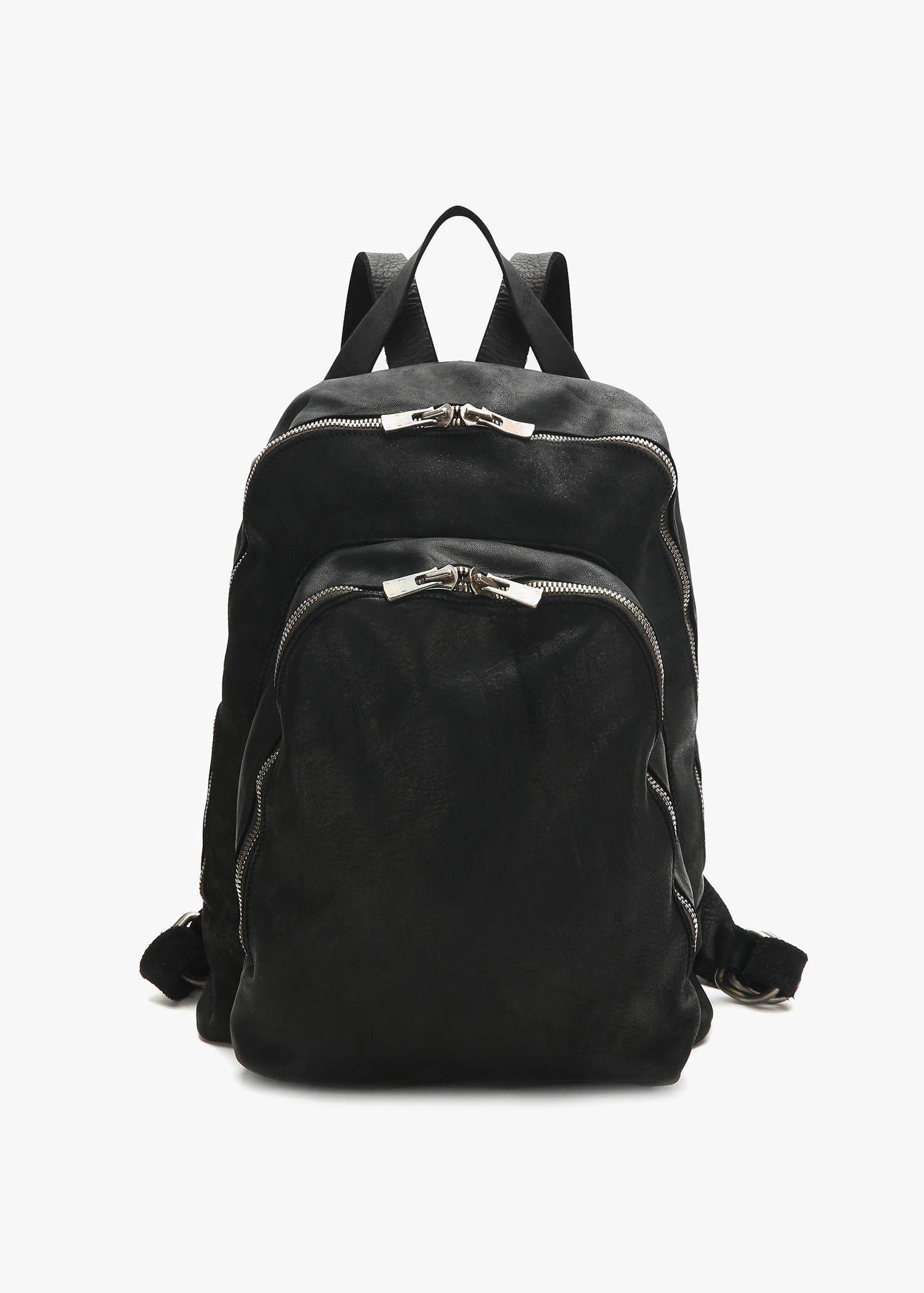 GUIDI Large Zip Backpack.  guidi  bags  backpacks    21a5863000970