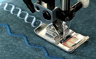 42. Non-stick Decorative Stitch Foot