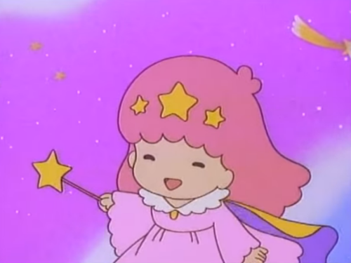 Pink Cartoon Characters Aesthetic