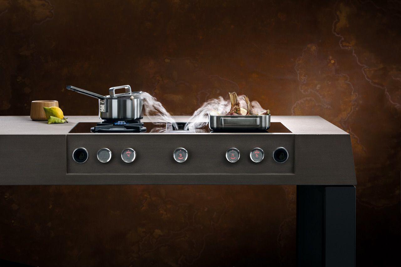 Bora Plaque De Cuisson bora : la table de cuisson avec hotte intégrée | table de