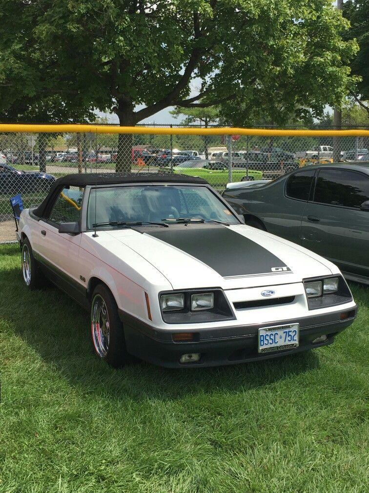 86 Mustang Gt