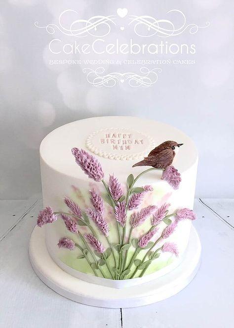 Lavender & Wren Cake
