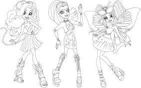 Billedresultat For Monster High Coloring Pages Coloring Pages Coloring Books All Monster High Dolls