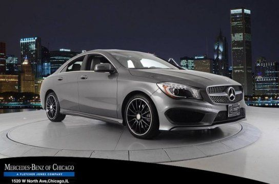 Cars For Sale Chicago >> Cars For Sale Used 2015 Mercedes Benz Cla250 In Chicago