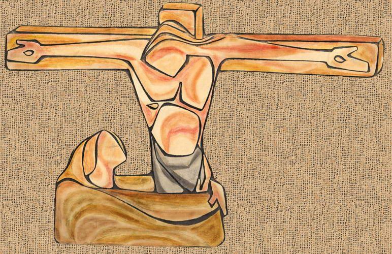 MÚSICA DE LA PASIÓN. La Crucifixión y Muerte de Jesús. Fr. Fernando Fuentes, op. Serie del Rosario.