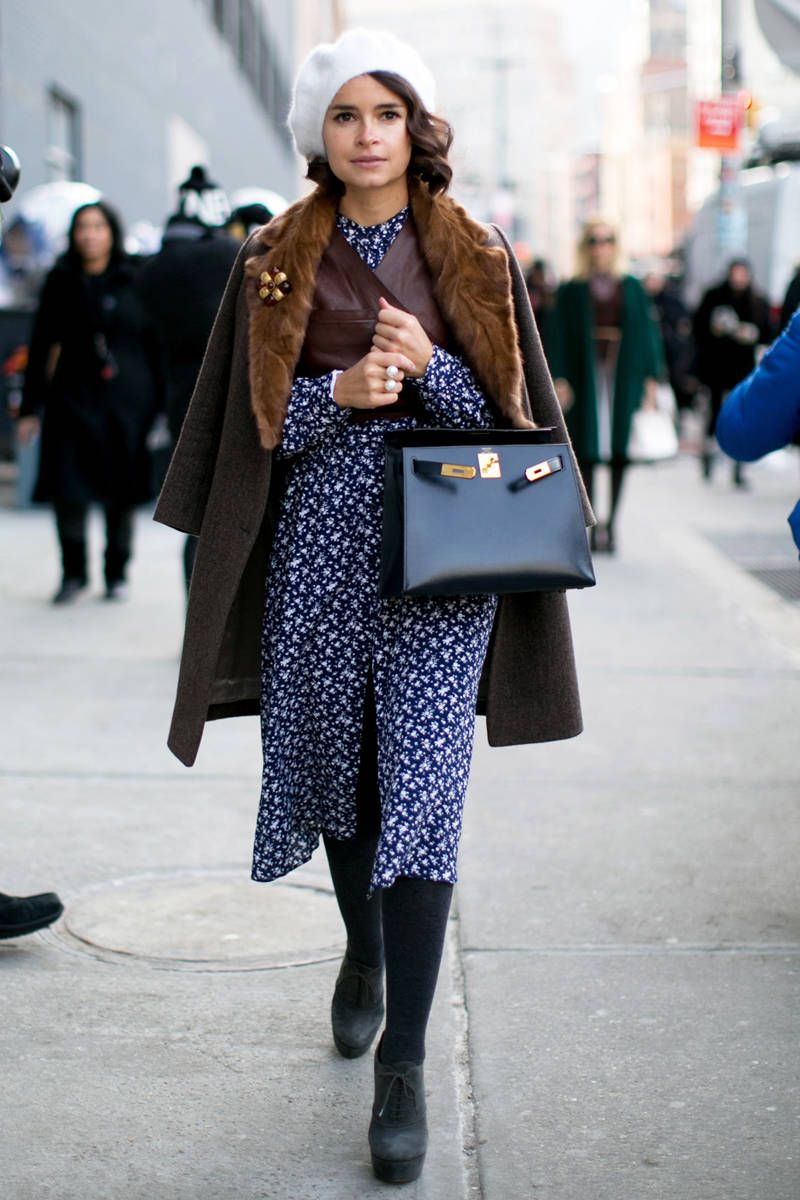 Spector inbar at london fashion week