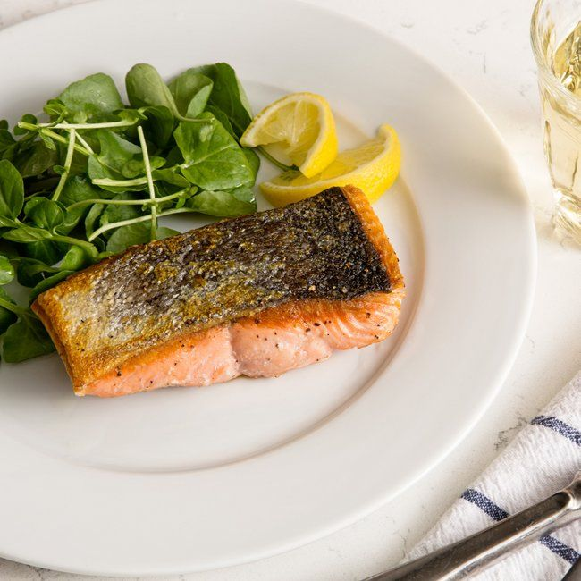 Healthy Recipes Cooking Tips: How To Get The Crispiest Skin On Your Salmon In 2019