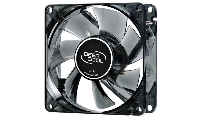 Deepcool Blade 80 Case Computer Cooling Cooler Fan Power Supply