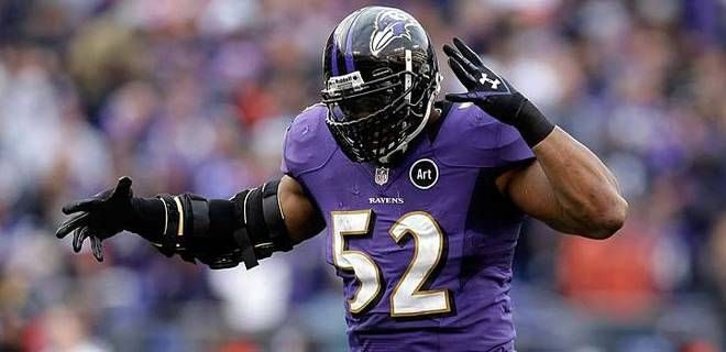 RAY LEWIS' LAST RIDE - THE GOAL LINE STAND AT THE 5! SUPERBOWL CHAMPION. See it all at!  http://www.hudsonsportsstore.com