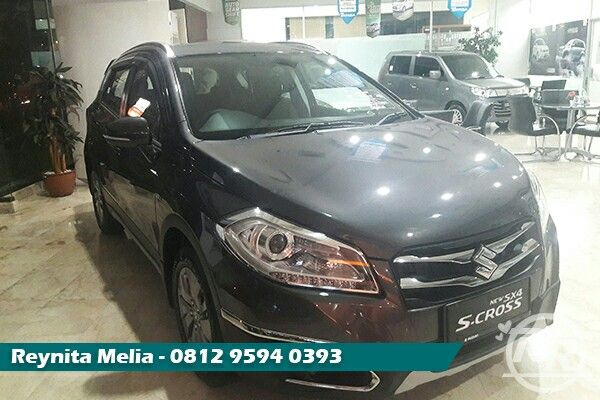 Pin Di Dealer Suzuki Jakarta